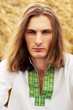 Ukrainian man Reklamní fotografie