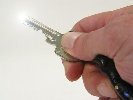 Shiny key photo