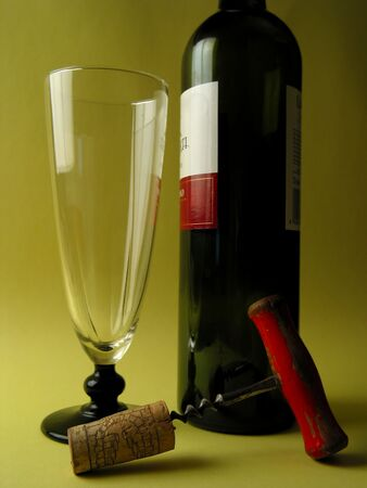 glas: Glas, wine & cork