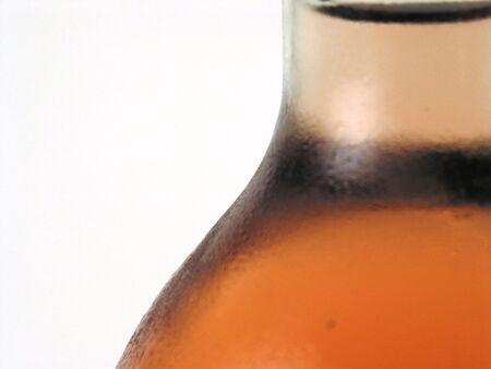 bottleneck: Close-up of bottle-neck Stock Photo