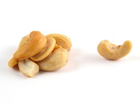 cashews: Still of cashews (all focused)