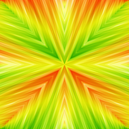 Bright Striped Angular Background of Summer Colors.