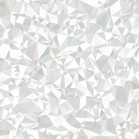 Abstract Polygonal Grey and White Background for Universal Application.