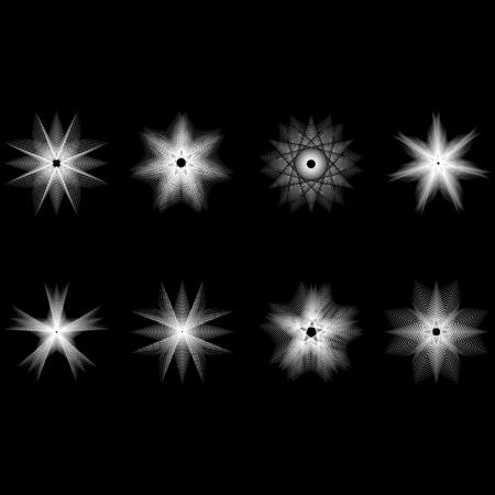 Geometrie minimalistisches Kunstwerkplakat mit einfacher Form und Figur. Abstraktes Vektormusterdesign im skandinavischen Stil für Web-Banner, Geschäftspräsentation, Markenpaket, Stoffdruck, Tapete