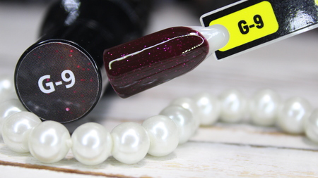 Nail polish. Gel polish. Nail polish in different colors.