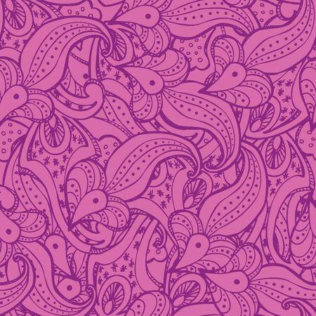 orientalische muster: Nahtlose muster orientalisch