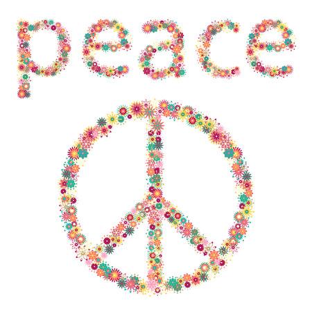 simbolo paz: Signo del pacifismo