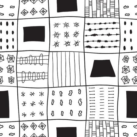 artdeco: Abstract geometric pattern Illustration