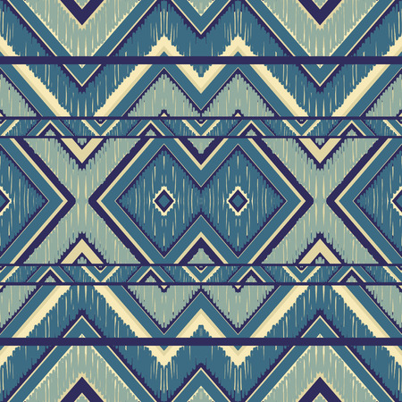 chevron pattern: Abstract geometric pattern Illustration