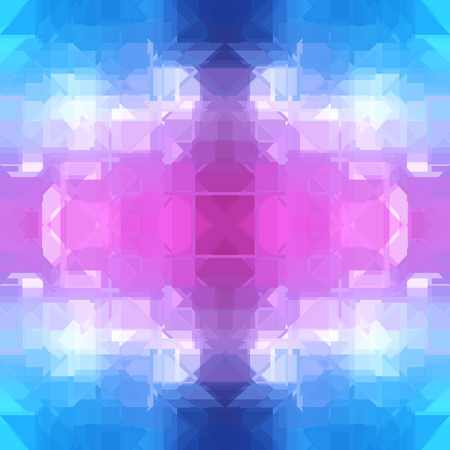 Abstract geometric pattern, seamless wallpaper, vector illustration