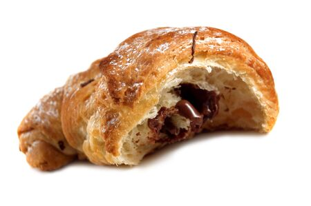 croissant on white Stock Photo - 2299638