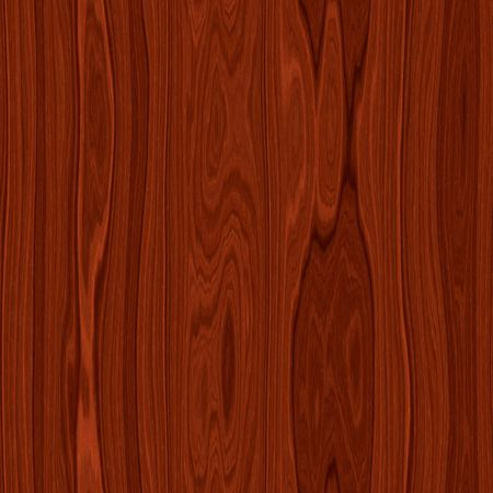 panelling: illustration of red wood plank