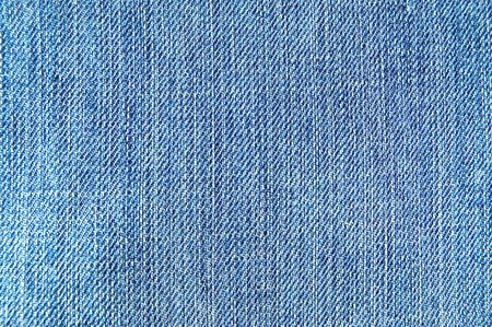 blue jeans texture close up