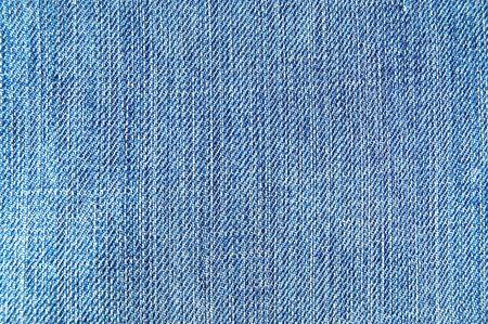 denim: jeans azul textura de cerca