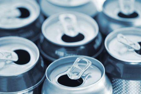 jarra de cerveza: jarra de cerveza de aluminio close up