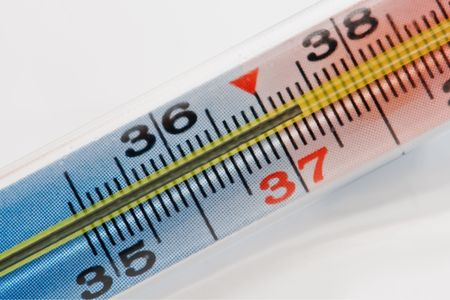 hight: thermometer with hight temperature macro