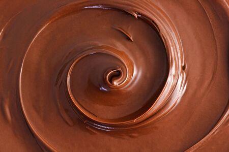 black chocolate circulation close up photo
