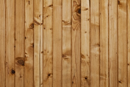 fence panel: old wood plank close up Stock Photo