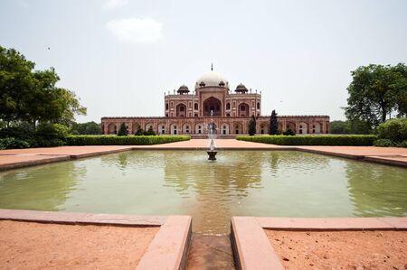 tumbas: la tumba de Humayun en Delhi