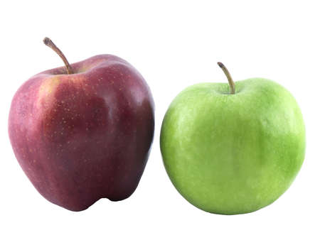 isolated apples Stock Photo - 241552