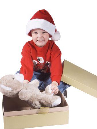 '5 december': opening presents
