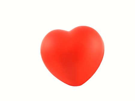 isolated sponge heart Stock Photo - 286212