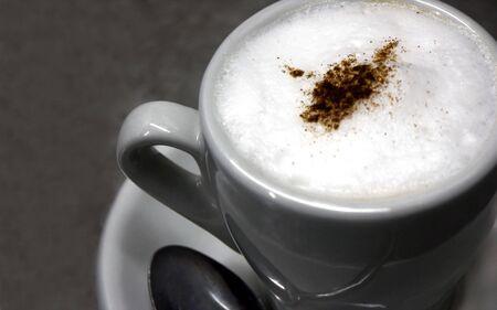 shallow dof: cappuccino,shallow dof