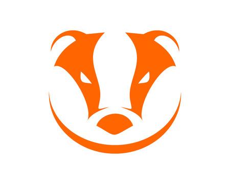 Cool Badger Shaped