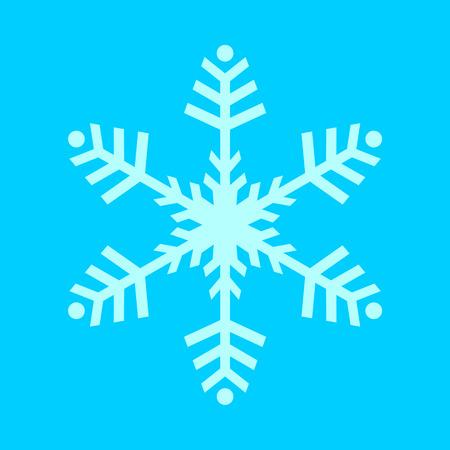 Snowflake Vector Graphic Illustration Sign Symbol Design Иллюстрация