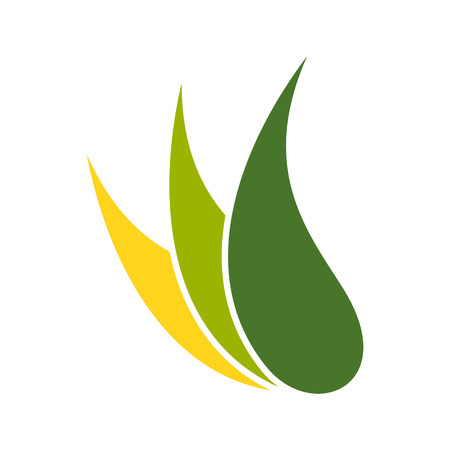 Abstract Sheath Vector Symbol Graphic Logo Design