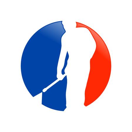 Mycie ciśnieniowe Usługi czyszczenia Logo Ikona Pin Symbol wektor Szablon projektu graficznego