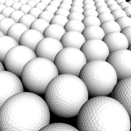 golf ball background photo