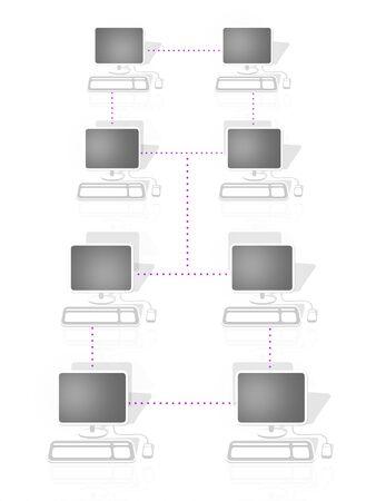 wan: Computer Lan - Wan Network