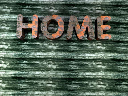 HOME old dirty and grungy abstract wooden background Stock Photo - 2925183
