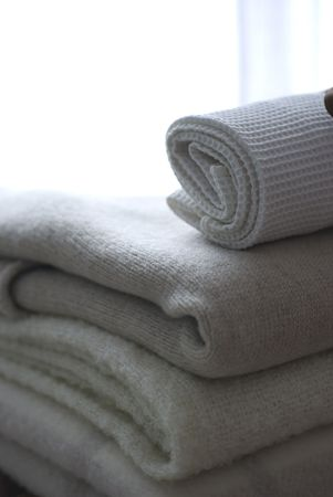 fibres: wool and natural fibres manufacture