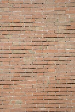Old brick and stone wall Stock Photo