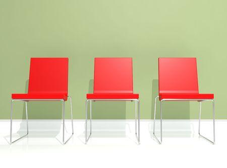 interior design with minimal elements Stock Photo - 4715925