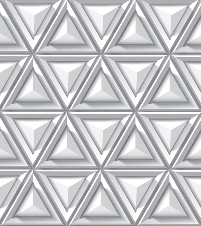 Abstract geometrical background with triangle