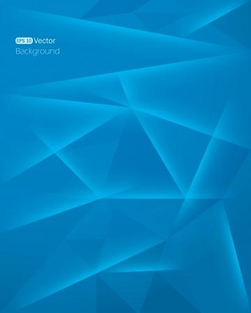 fondo geometrico: Resumen de fondo azul oscuro