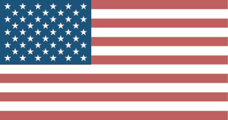 Stars & Strips - United States of America Flag Illustration
