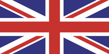 United Kingdom - Union Jack - Simple UK flag - Vector Stock Vector - 839347