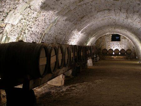 Old wine cellar Stock Photo - 2469861
