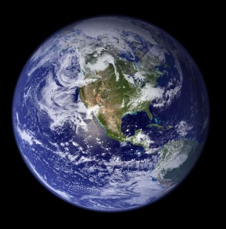 Earth - North America