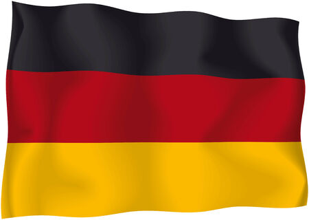 Germany - German flag