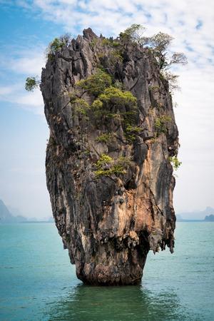 james bond: James Bond Island (Khao Tapu), Phang Nga Bay, Thailand