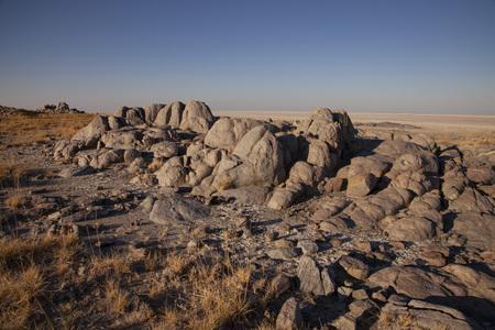 Khubu Island Rock Formations