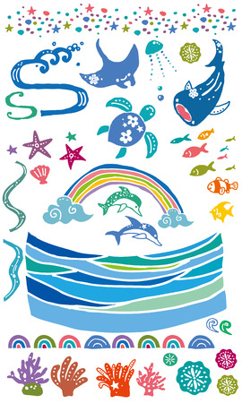 manta: Sea creature