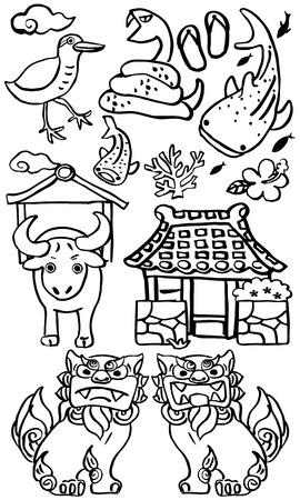 Okinawa materials