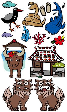 long weekend: Okinawa materials