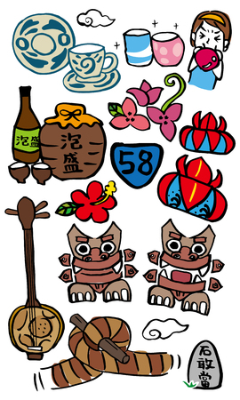 沖縄素材 写真素材 - 62820559